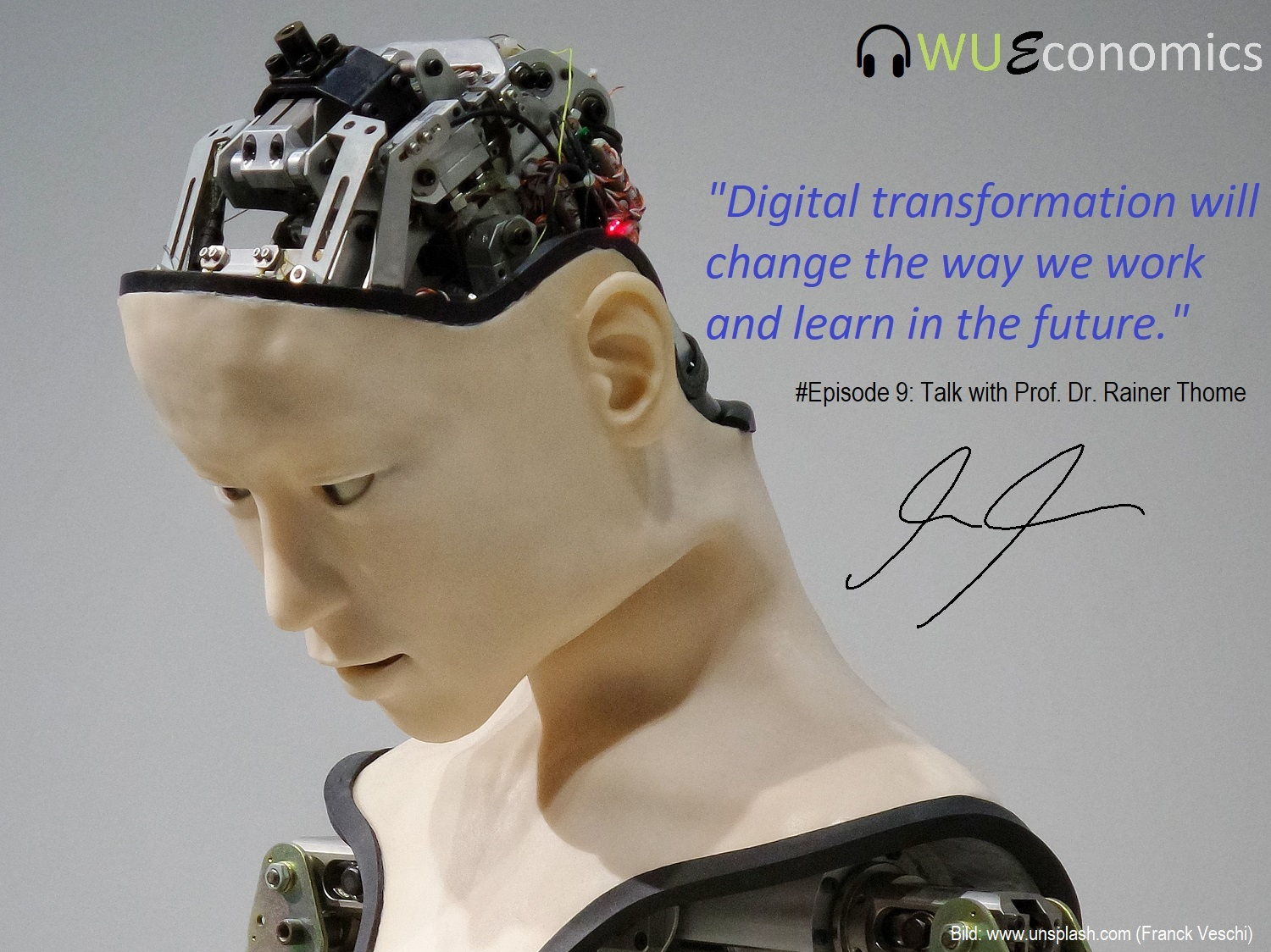 #9 Episode – How and what we have to learn in the future?