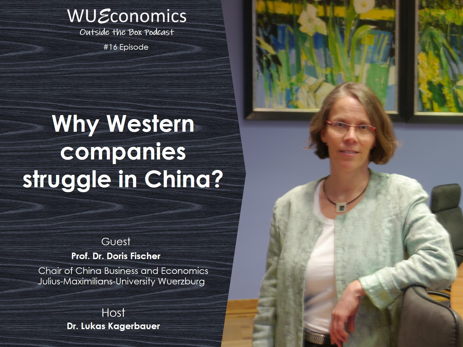 Why Western companies struggle in China? (Episode 16 )