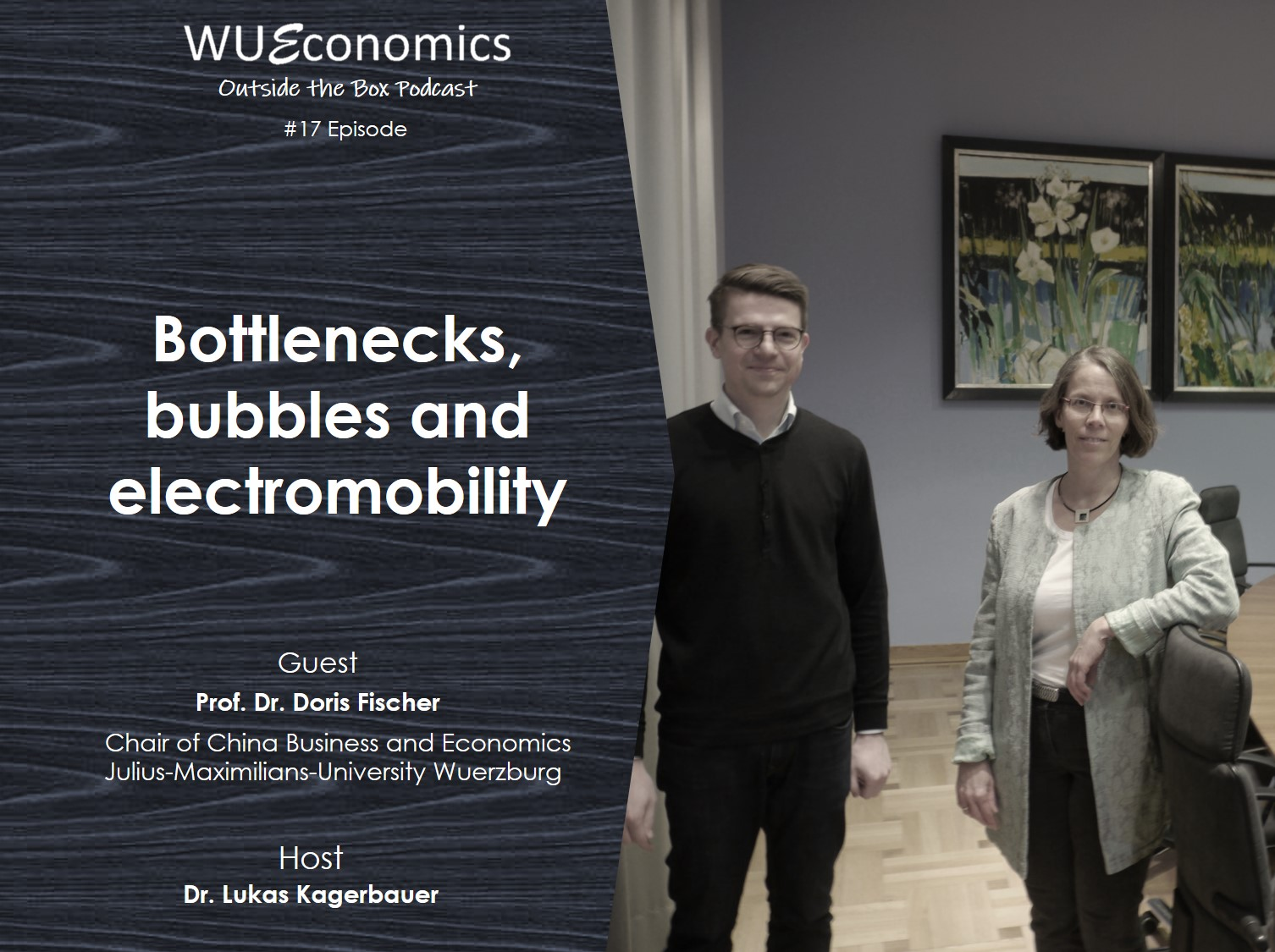 Bottlenecks, bubbles and electromobility (Episode 17)