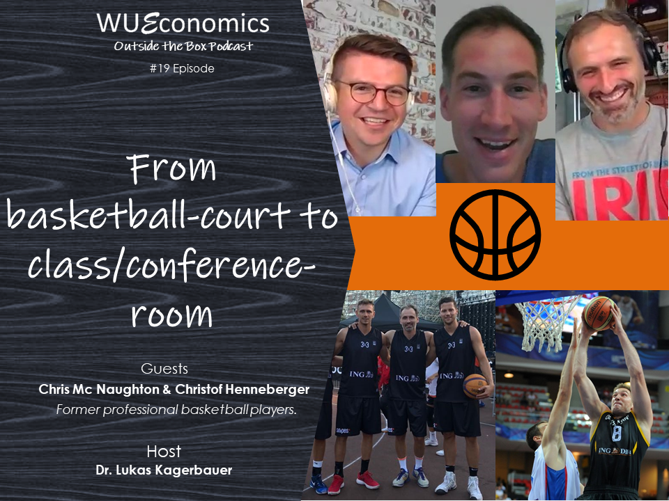 From the basketball court to the class-/conference room – Tougher than expected (Episode 19)