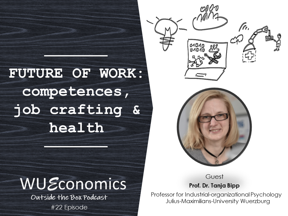 Episode 22 – Future of Work: about competences, job crafting and health