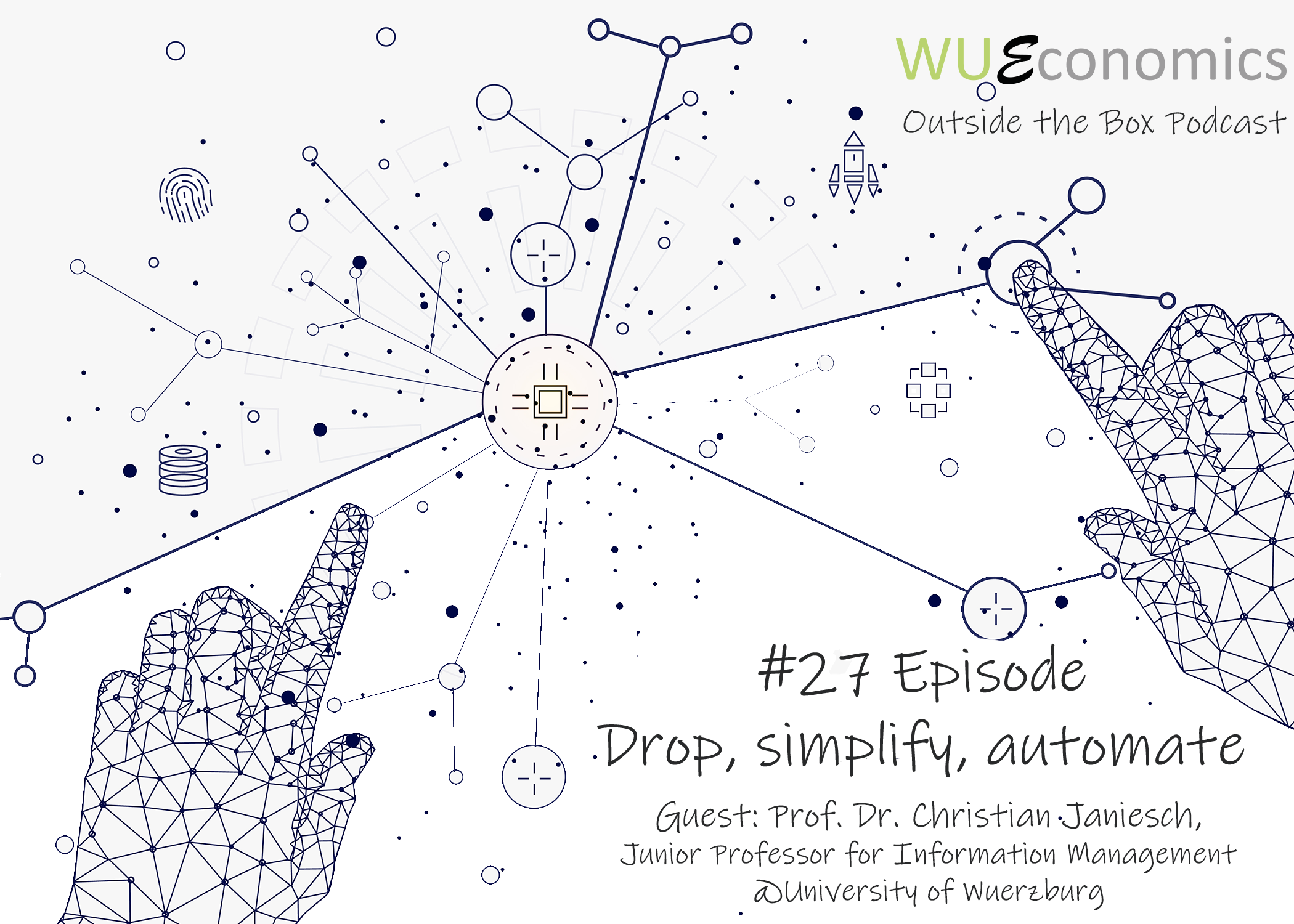 Episode 27 Drop, simplify, automate